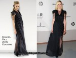 2010 amfAR's Cinema Against AIDS Gala – Kirsten Dunst In Chanel Couture