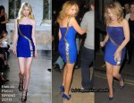 Runway To Aqua Kyoto Restaurant - Kylie Minogue In Emilio Pucci