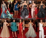 Who Was Your Best Dressed At The Met Costume Institute Gala?
