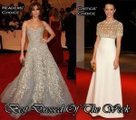 Best Dressed Of The Week - Jennifer Lopez In Zuhair Murad Couture & Kristin Davis In Vintage Balmain