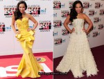 2010 Classical Brit Awards - Myleene Klass In Joe Challita & Quintana Couture