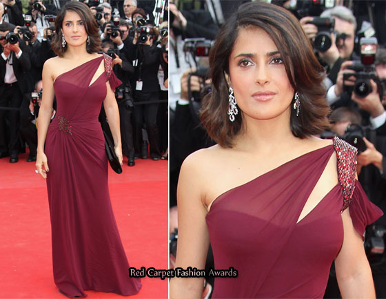 dress hayeks oscar salma. THIS is the Salma Hayek I