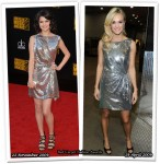 Who Wore Talbot Runhof Better? Selena Gomez or Carrie Underwood