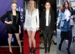 Red Carpet Trends - Shorts & Blazers