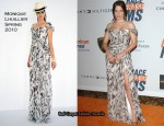 17th Annual Race to Erase MS Gala - Sophia Bush In Monique Lhuillier