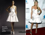 32nd Annual American Image Awards - Tinsley Mortimer In Atelier Versace