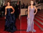 2010 Met Costume Institute Gala - Melania Trump In Christian Siriano & Ivanka Trump In Atelier Versace