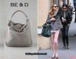 In Whitney Port's Closet - BE & D Woodstock Hobo