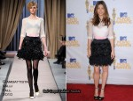 2010 MTV Movie Awards - Jessica Biel In Giambattista Valli