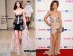 2010 Glamour Women Of The Year Awards - Cheryl Cole In Julien Macdonald