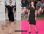 """Killers"" London Premiere - Katherine Heigl In Victoria Beckham Collection"