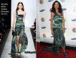 Samsungs Hope for Children Benefit – Selita Ebanks In BCBG Max Azria
