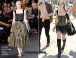 Glastonbury Festival - Emma Watson In Louis Vuitton