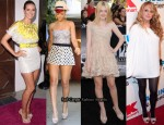 Celebrities Love...Christian Louboutin Clou Noeud 150 Studded Slingbacks
