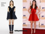 2010 MTV Movie Awards - Miranda Cosgrove In Versus