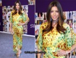 2010 CFDA Fashion Awards - Jessica Biel In Diane von Furstenberg