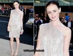 2010 CFDA Fashion Awards - Alexis Bledel In Behnaz Sarafpour