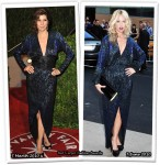 Who Wore Vintage Halston Better? Marisa Tomei or Rachel Zoe