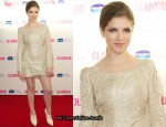 2010 Glamour Women Of The Year Awards - Anna Kendrick In Gianfranco Ferré