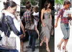 Katie Holmes' Obsession - Lanvin 'Happy' Bag