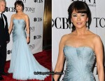 2010 Tony Awards - Catherine Zeta Jones In Atelier Versace
