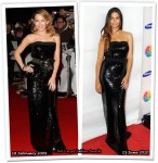 Who Wore Dolce & Gabbana Better? Kylie Minogue or Camila Alves