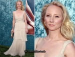 """Hung"" LA Premiere - Anne Heche In Moschino"