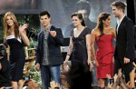 """Twilight"" Stars On 'Jimmy Kimmel' Special"