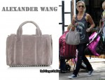 In Alex Curran's Closet - Alexander Wang Rocco Duffel