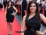 2010 Edinburgh Film Festival Opening Night Premiere: 'The Illusionist' - America Ferrera In Alice + Olivia