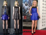 "HBO's ""True Blood"" Season 3 Premiere – Anna Paquin In Proenza Schouler"