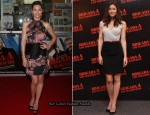 """The A-Team"" Mexico City Premiere & Photocall - Jessica Biel In Erdem & Jason Wu"