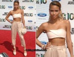 2010 BET Awards - Cassie In Charlotte Ronson