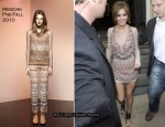 X Factor Birmingham Auditions - Cheryl Cole In Missoni
