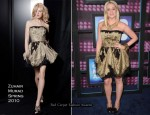 2010 CMT Music Awards - Kelly Pickler In Zuhair Murad