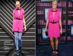 2010 CMT Music Awards - Carrie Underwood In Jenny Packham