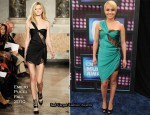 2010 CMT Music Awards - Hayden Panettiere In Emilio Pucci