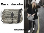 In Fearne Cotton's Closet - Marc Jacobs Ossie Aztec Woven-Leather Bag