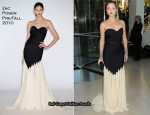 2010 CFDA Fashion Awards - Devon Aoki In Zac Posen