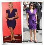 Who Wore Alexander McQueen Better? Emma Bunton or Salma Hayek