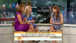 Runway The Today Show - Ashley Greene In Behnaz Sarafpour