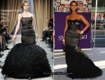 2010 CFDA Fashion Awards - Iman In Giambattisa Valli
