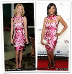 Who Wore Gucci Better? January Jones or Taraji P. Henson
