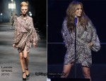 Samsungs Hope for Children Benefit – Jennifer Lopez In Lanvin