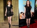 """The Kids Are All Right"" LA Premiere - Julianne Moore In Mulberry"