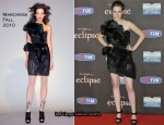 The Twilight Saga: Eclipse Rome Premiere - Kristen Stewart In Marchesa