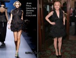 Amfar Inspiration Night Auction - Kylie Minogue In Jean Paul Gaultier Couture