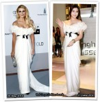 Who Wore Marchesa Better? Mischa Barton or Fan Bingbing