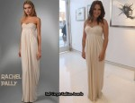 In Sophia Bush's Closet - Rachel Pally Long Fortuna Dress