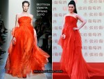 2010 Shanghai International Film Festival - Fan Bingbing In Bottega Veneta